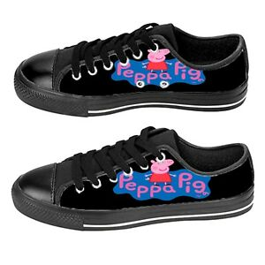 Custom Aquila Shoes For Kids And Adult Peppa Pig Shoes