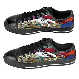 Custom Aquila Shoes For Kids And Adult Scooby Doo 2 Shoes