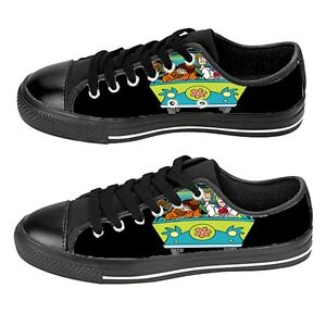 Custom Aquila Shoes For Kids And Adult Scooby Doo Shoes