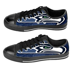 Custom Aquila Shoes For Kids And Adult Seahawks Shoes