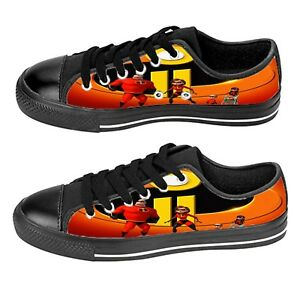 Custom Aquila Shoes For Kids And Adult The Incredibles 2 Shoes
