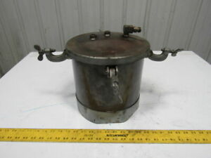 Steel 2 Gallon Pressure Pot Tank