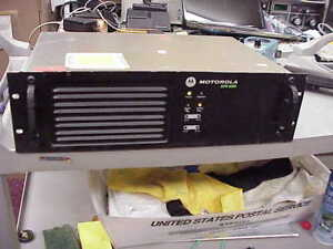 Motorola Xpr8300 Mototrbo Repeater Xpr 8300 vhf 136 174mhz tested