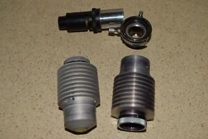 Leitz Microscope Pieces Lot Of 4 t1