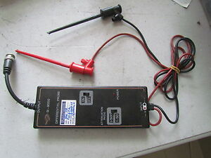 Differential Probe Si 9000 Dc 25mhz 700v High Voltage