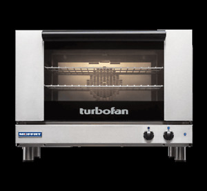 Turbofan E27m3 Full Size Tray Manual Electric Convection Oven