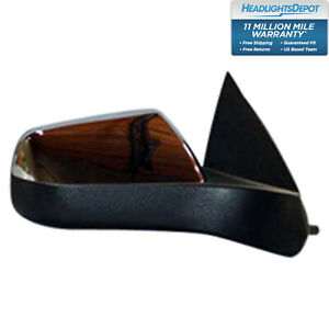 Fits 2008 2011 Ford Focus Right Passenger Side Door Mirror