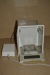 Mettler Toledo At261 Delta Range Analytical Balance Scale