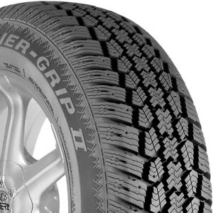 4 New 215 75 15 Mastercraft Glacier grip Ii Winter Performance Tires 2157515