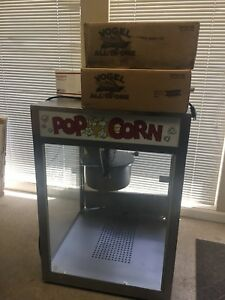 Gold Medal Commerical Popcorn Machine