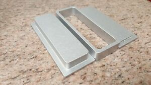 Rosin Pre Press Mold 3 X 6 Bag flower Press Puck Billet Aluminum Usa 3x6
