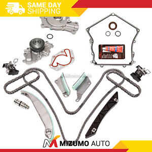 Timing Chain Kit Cover Gasket Water Pump Oil Pump Fit 2008 Dodge Chrysler2 7
