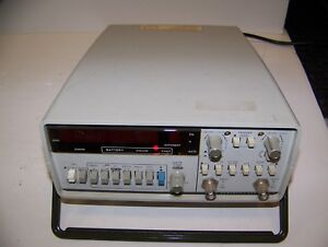 Hp 5315a Universal Frequency Counter