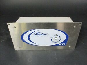 L r Sweepzone Dental Ultrasonic Cleaner Bath For Instrument Cleaning