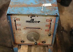 Miller Electric Mig Co Arc Welder Model 250 Ac Dc