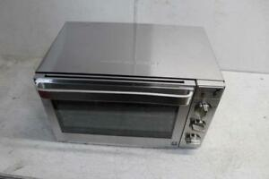 Waring Wco500x Commercial 1 2 Size Convection Oven 120 Volt