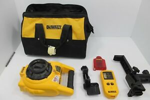 Dewalt Dw074 Self leveling Interior And Exterior Rotary Laser Level L376779a skk