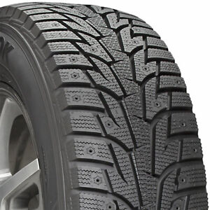 4 New 225 50 17 Hankook I Pike Rs W419 Winter snow 50r R17 Tires Certificates
