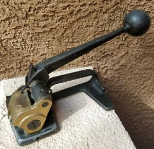 Gerrard Strapping Tensioner Model 1916 Usa Pallet Metal 3 8 3 4