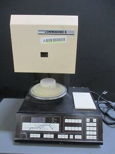 Jelenko Commodore Ii Vpf Dental Lab Furnace For Restorations For Parts
