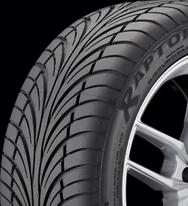 Riken 774171 Raptor Zr A S 275 40 17 Tire