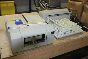 Cetac M 6000a Mercury Analyzer With Asx 500 Auto Sampler