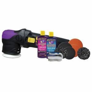 Wizards 12™ Big Throw Mini Polisher and SSR Kit Combo