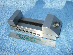 Vise Grinding Fresh Ground Machinist Toolmaker Hard 2 x2 x6 Grind