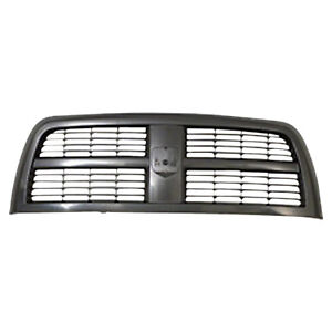 Front Grille Fits 2010 2012 Ram 2500 104 02231c