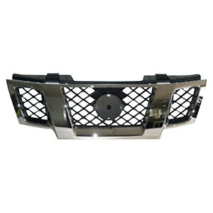 Front Grille Fits 2009 2018 Nissan Frontier 104 50646a