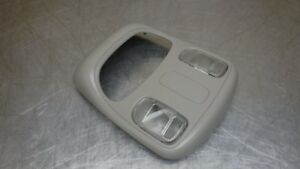 Dodge Ram Overhead Console Trim Dome Map Lights 02 06 1500 03 06 2500 3500