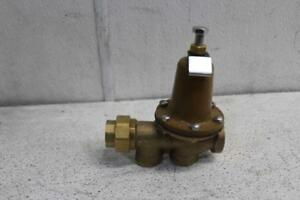 Watts 0009257 3 4 Pressure Reducing Valve Lf25aub z3