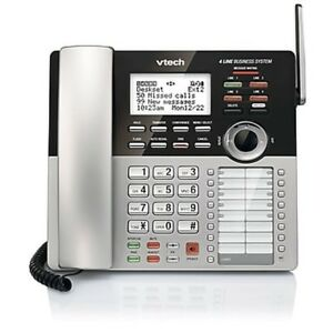 Vtech Cm18245 4 line Small Business Phone System Ch 4 2