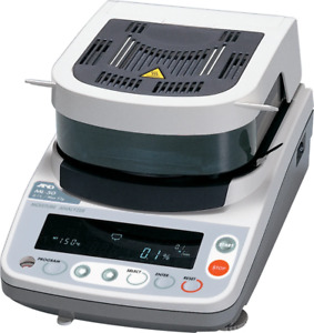 A d Ml50 Moisture Analyzer demo Unit