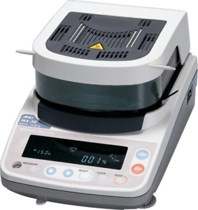 A d Mx50 Moisture Analyzer demo Unit