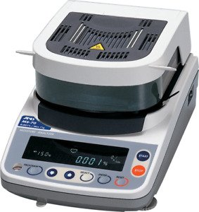 A d Ms70 Moisture Analyzer demo Unit