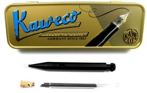 Kaweco Mini Special Mechanical Pencil Black 0 7mm 12 Refills