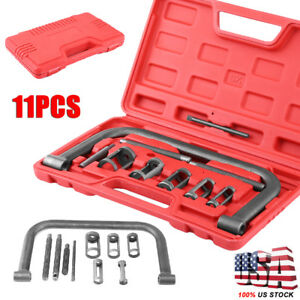 For Toyota Honda Bmw Vw Audi Motorcycle Car Valve Spring Compressor Pusher Tool