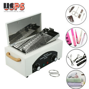 Dry Heat Sterilizer Cabinet Medical Dental Lab Tattoo Autoclave Magnifier Gift