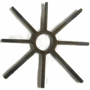 Commercial West Bend Gas Stove Top Burner Grate 12812 Cast Iron Star Primitive