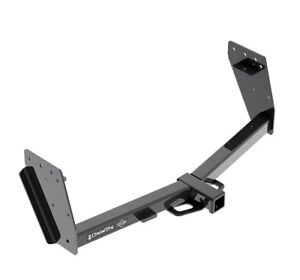 Trailer Tow Hitch For 15 16 Mitsubishi L200 Triton W Factory Step Bumper
