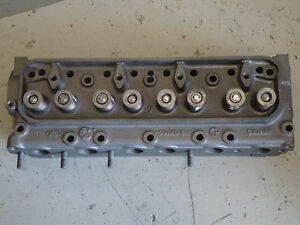 600 601 700 800 801 900 901 2000 4000 Ford Tractor 1 2 Engine Head