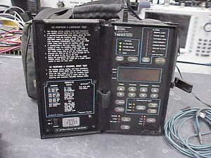 Jdsu acterna ttc 107a T1 Tester With Options 1 2 3 4 5 Tested Working