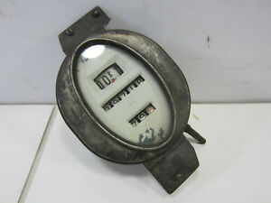 Antique Ac Car Speedometer