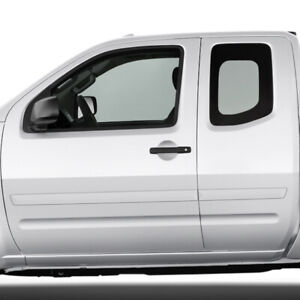 Painted Body Side Moldings Trim Mouldings For Nissan Frontier Ext Cab 2005 2018