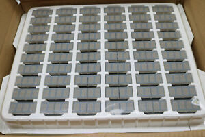 120x Lot 7 Segment Led 2 Digit Display Thru hole Standard Size 13 6mm White