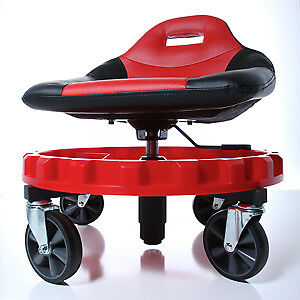 Traxion Inc 2 700 Low Rider Pro Gear Race Seat Creeper New