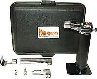 Power Probe Pkit01 Bench Style Torch Kit With Tips In Plastic Case Butane