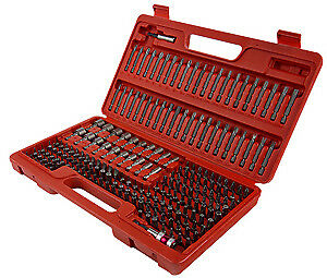 Sunex Tools 9729 208 Pc Master Bit Set