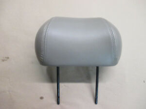 96 Trans Am Gt Convertible Tan Leather Front Seat Headrest Head Rest 0830 9